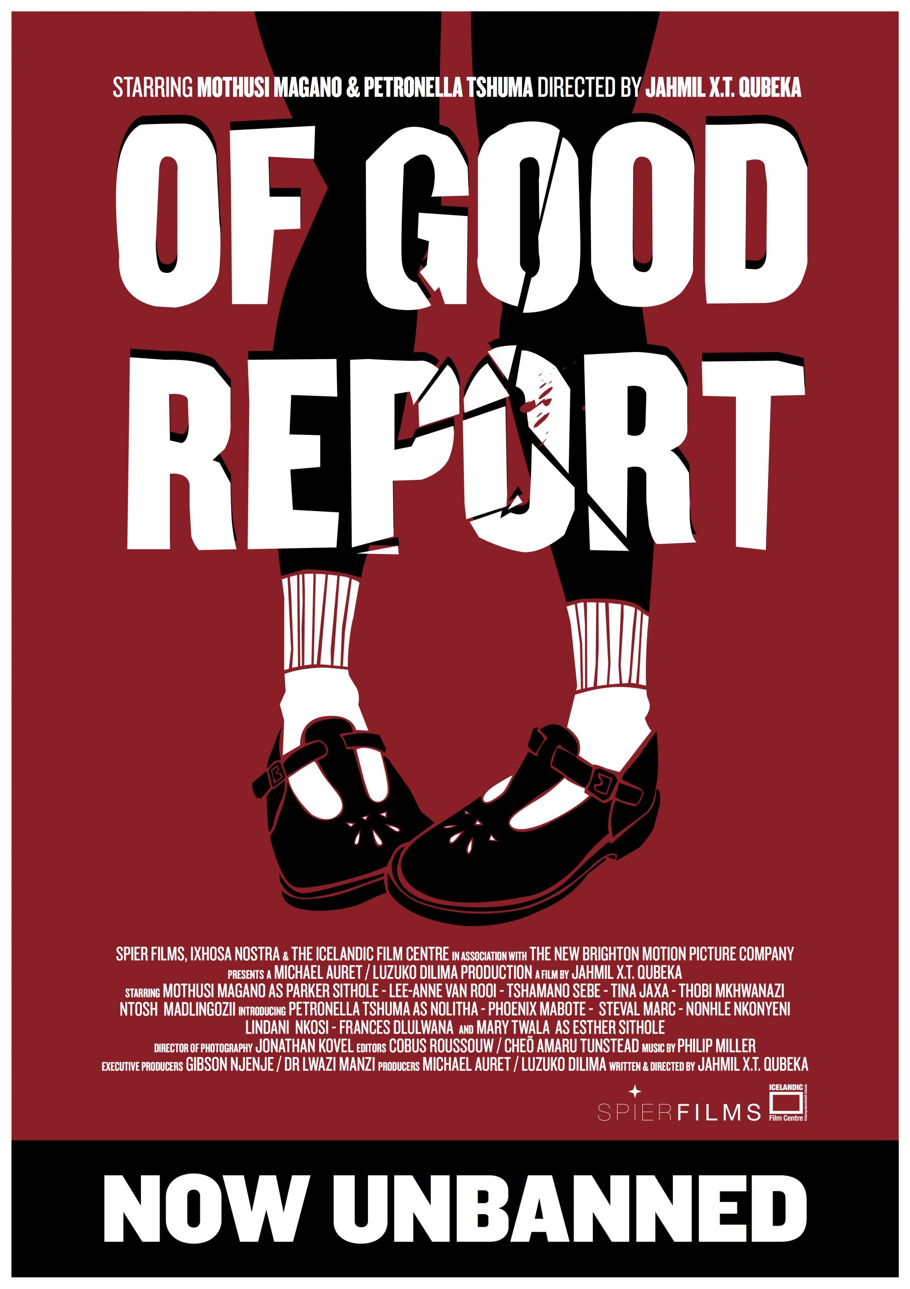 Of good report poster options copy